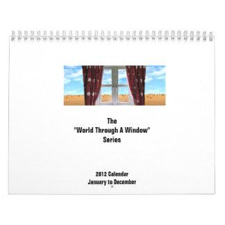2012 calendar Windows