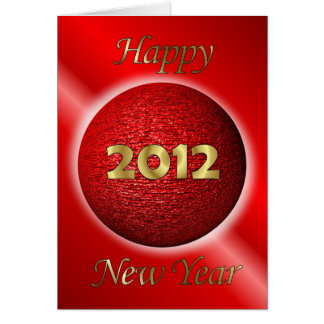 2012 Chinese New Year Vietnamese New Year tet Greeting Card