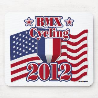 2012 Cycling BMX Mouse Pad