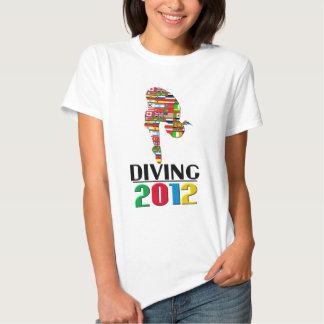 2012: Diving T Shirt