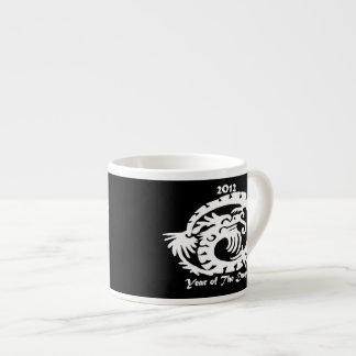 2012 Dragon Celebrating Chinese New Year Espresso Mug