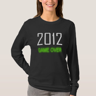 2012 game over T-Shirt