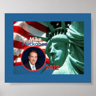 2012 Huckabee Poster