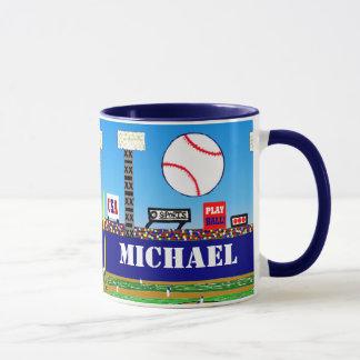 2012 Kids Sports Baseball Mug Personalized Gift
