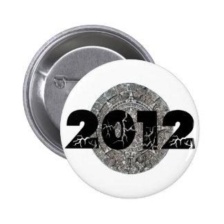 2012 Mayan Calendar Button