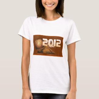 2012 Mayan Calendar End Countdown T-Shirt