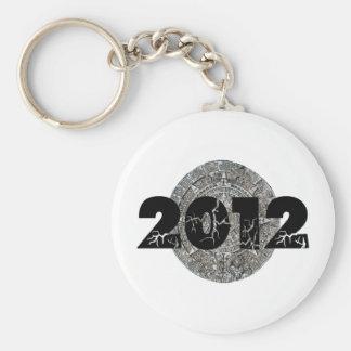 2012 Mayan Calendar Keychains