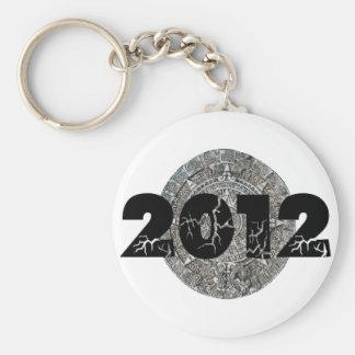 2012 Mayan Calendar Key Chains