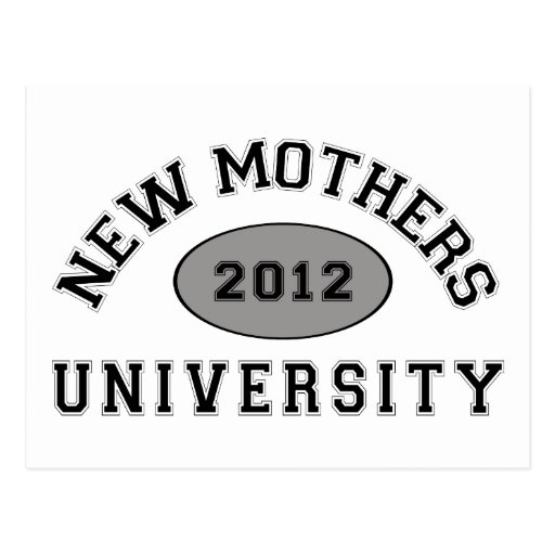 2012 New Mother Post Cards