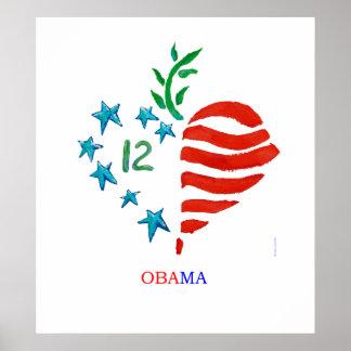2012 Obama poster