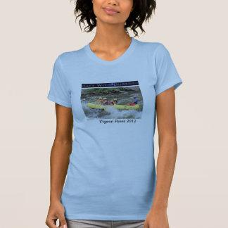 2012 Pigeon River Rafting Shirts