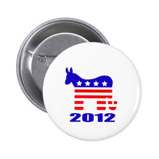 2012 Political Unity Button