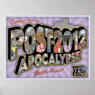 2012-Post-Apocalypse Poster