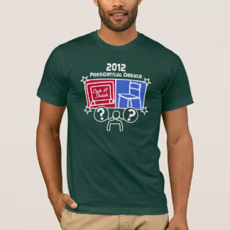 2012 Presidential Debate T-Shirt