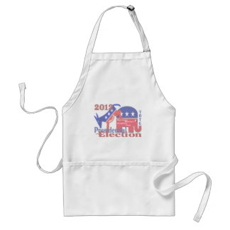2012 Presidential Election Standard Apron