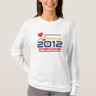 2012 Proud Grandma T-shirts and Gifts