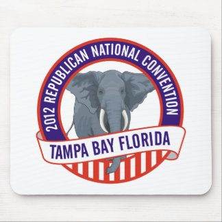 2012 Republican Convention Mouse Pad