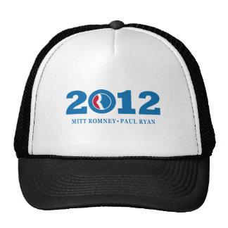 2012 Romney Ryan Mesh Hats