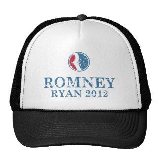 2012 Romney Ryan Trucker Hats