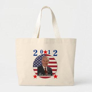 2012 Ron Paul Jumbo Tote Bag