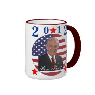 2012 Ron Paul Mug Ringer Mug