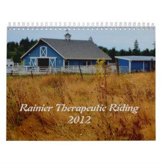 2012 RTR Horses Calendar