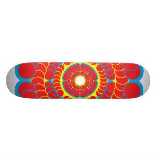 2012 spin skate board decks