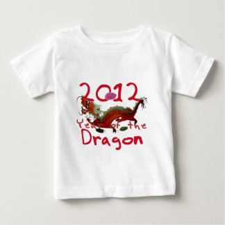 2012 - The Year of the Dragon Baby T-Shirt