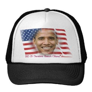 2012 US President Barack Obama Trucker Hat