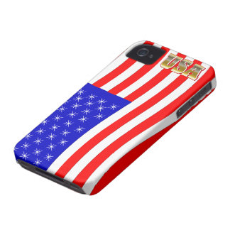 2012 USA iPhone 4 & 4S Case Cool Sports Gift Case-Mate iPhone 4 Cases