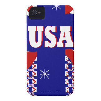 2012 USA Sports Fan iPhone 4 & 4S Case Cool Gift iPhone 4 Case