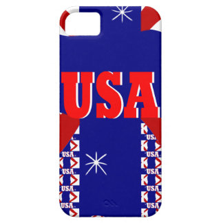 2012 USA Sports Fan iPhone 5 Case Cool Gift