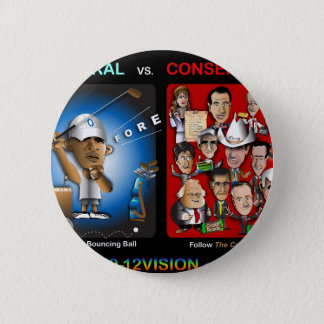 2012 Vision: Fore 6 Cm Round Badge
