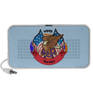 2012 Vote for Ron Paul PC Speakers
