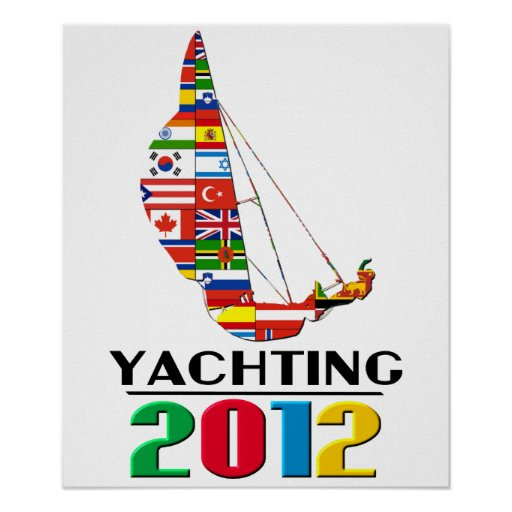 2012: Yachting Posters