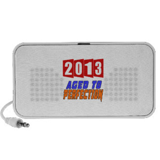 2013 Aged To Perfection Notebook Speakers