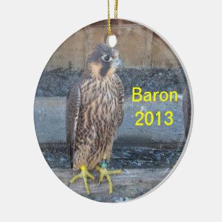 2013 Baron Ornament