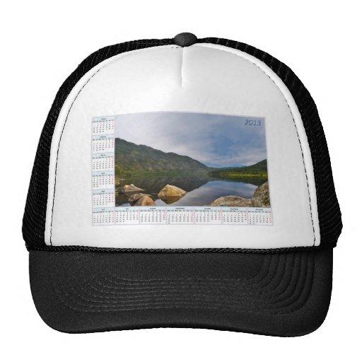 2013 CALENDAR HAT
