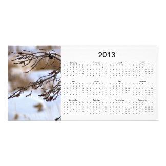 2013 Calendar Photo Card