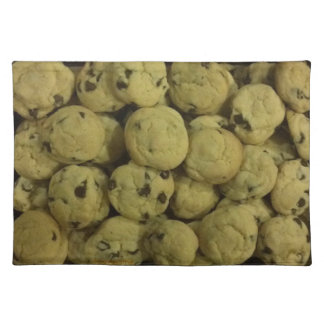 2013 Chocolate Chip Cookies Place Mat Cloth Placemat