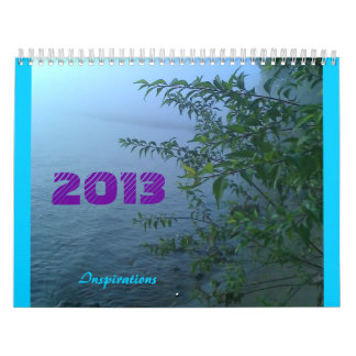 2013 Inspirations Calendars