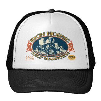 2013 Iron Horse Half Marathon Mesh Hats