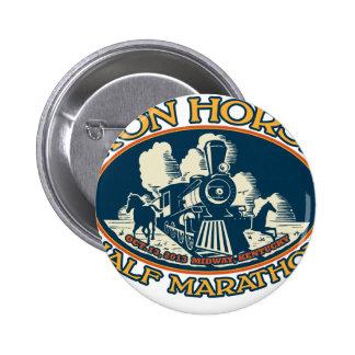 2013 Iron Horse Half Marathon Pins