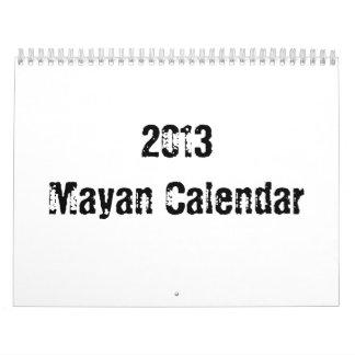 2013 Mayan Calendar