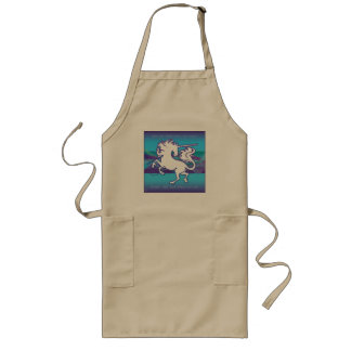 2013 Mink Chef Inspirational Unicorn Apron