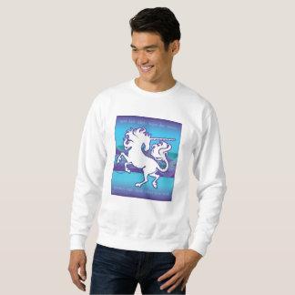 2013 Mink Mode Inspirational Unicorn M Sweatshirt