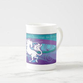 2013 Mink Mug Inspirational Unicorn Bone China Mug