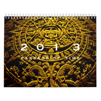 2013 PASSAGE OF TIME -  CALENDAR