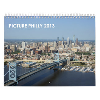2013 Picture Philly Calendar