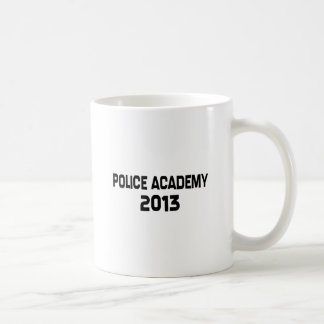 2013 Police Academy Graduation Coffee Mug